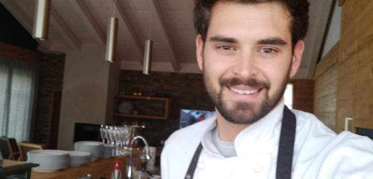 alex mattaloni chef privato
